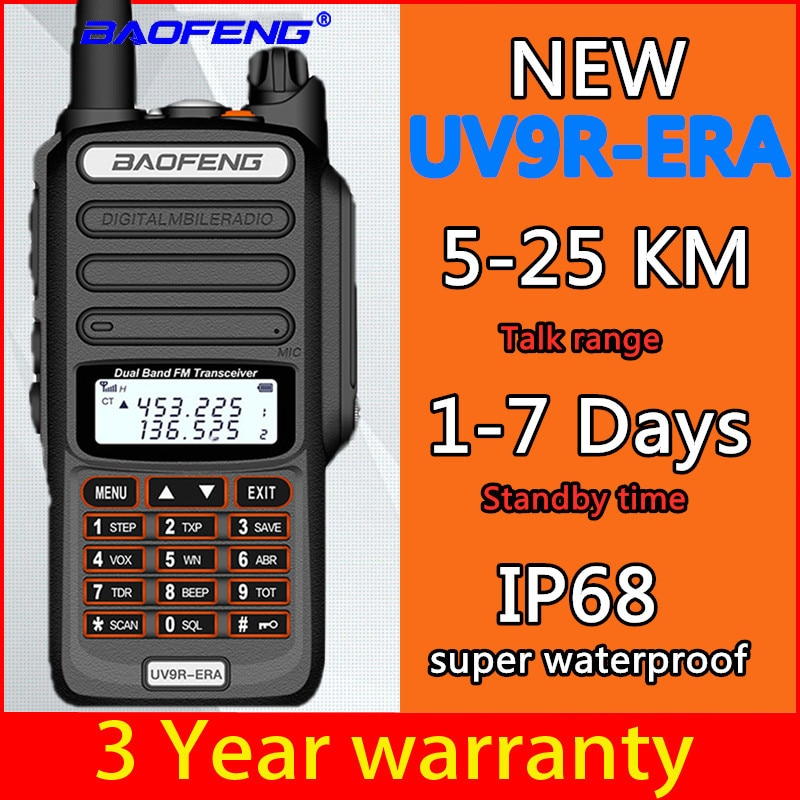Baofeng UV9R-ERA