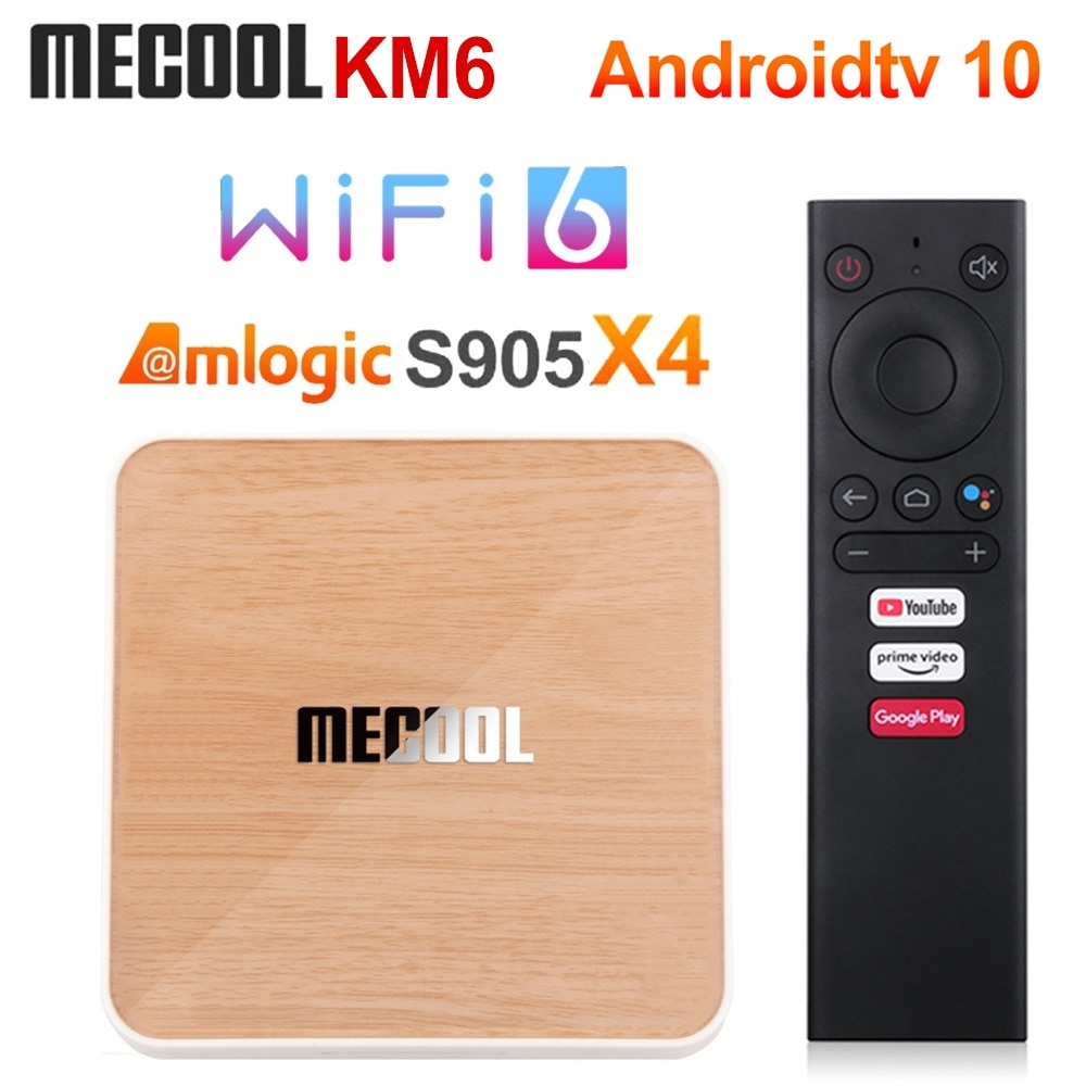 Mecool KM6 Deluxe Edition